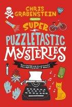 Omslag Super Puzzletastic Mysteries