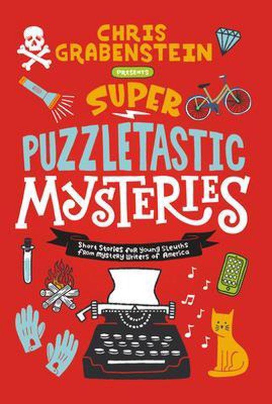 Omslag van Super Puzzletastic Mysteries