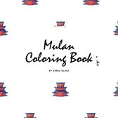 Mulan Coloring Book for Children (8.5x8.5 Coloring Book / Activity Book)