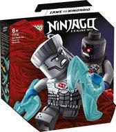 LEGO NINJAGO Epische Strijd Set Zane tegen Nindroid - 71731