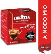 Lavazza A Modo Mio Espresso Passionale - 36 Koffiecups