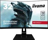 iiyama G-MASTER Red Eagle GB3266QSU-B1 - QHD VA Monitor - 32 inch