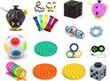 Fidget Toys Pakket Mega - 28 Toys Set - Voor Ontspanning