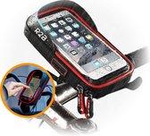 R2B Telefoonhouder Fiets Waterdicht met 360 graden rotatie - Universeel - Gsm houder fiets - Fiets telefoonhouder - Cadeau