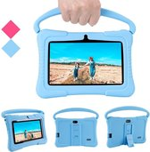Kindertablet - tablet 7 inch - vanaf 2 jaar - 16 GB - Inclusief kinderhorloge - Blauw