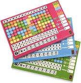 Scoreblokken Keer op Keer drie stuks Level 5, 6 en 7 Dobbelspel