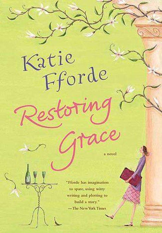 Omslag van Restoring Grace