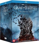 Game of Thrones - The Complete Collection: Seizoen 1-8 (Blu-ray)