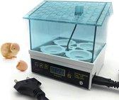 Luxe Broedmachine voor eieren incl. waterflesje met spitse tuit.