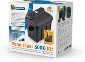 SuperFish Pond Clear Kit 6000 UVC- 7W-Pomp 2000 l/h