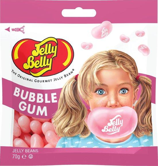 Jelly Beans   Bubblegum / Kauwgom 70g zakje