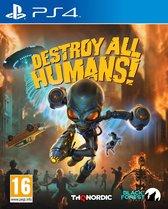 Sony Destroy All Humans! Basis PlayStation 4