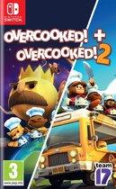 Overcooked Double Pack - Overcooked 1 & Overcooked 2 - Switch