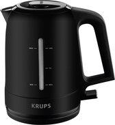 Krups BW2448 - Waterkoker - 1,6L - Zwart