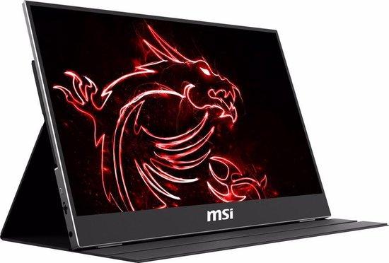 MSI Optix MAG161V - IPS Portable Gaming Monitor - 15.6 Inch