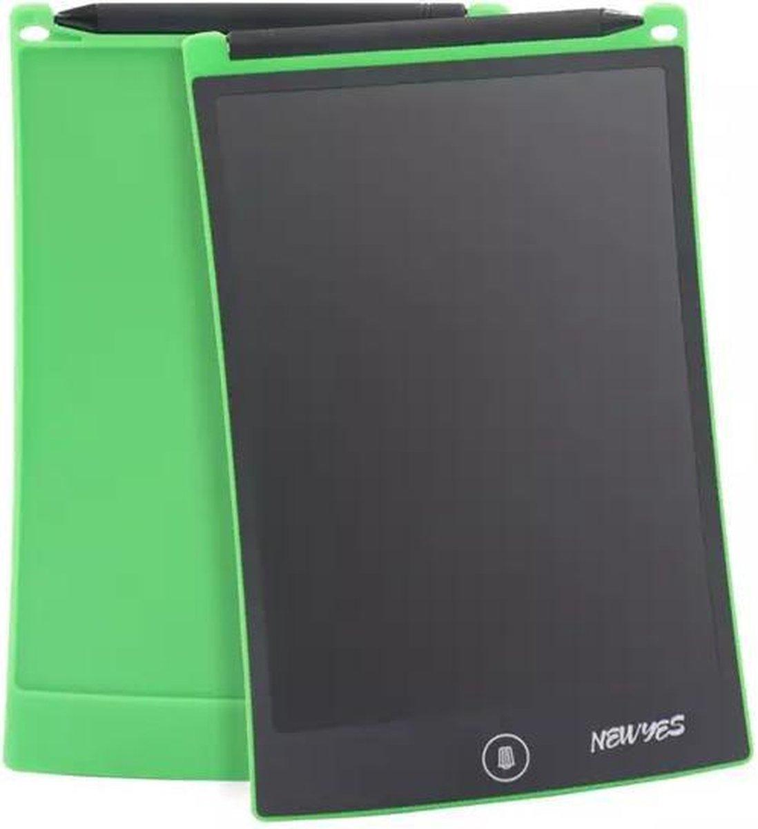 Tekentablet voor kinderen - 8.5 inch - Groen