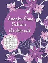 Sudoku Oma Schwer Grossdruck
