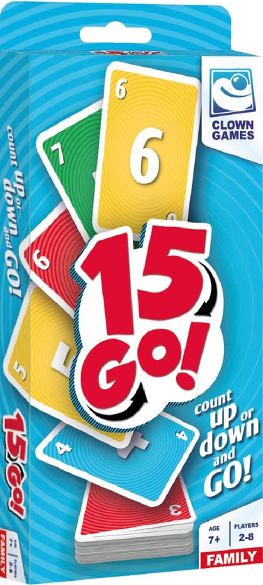 Afbeelding van het spel Clown Games 15 Go! Kinderen & volwassenen
