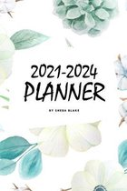2021-2024 (4 Year) Planner (6x9 Softcover Planner / Journal)