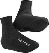 Gonso Thermo Overshoes - Waterdicht - Zwart - Maat M