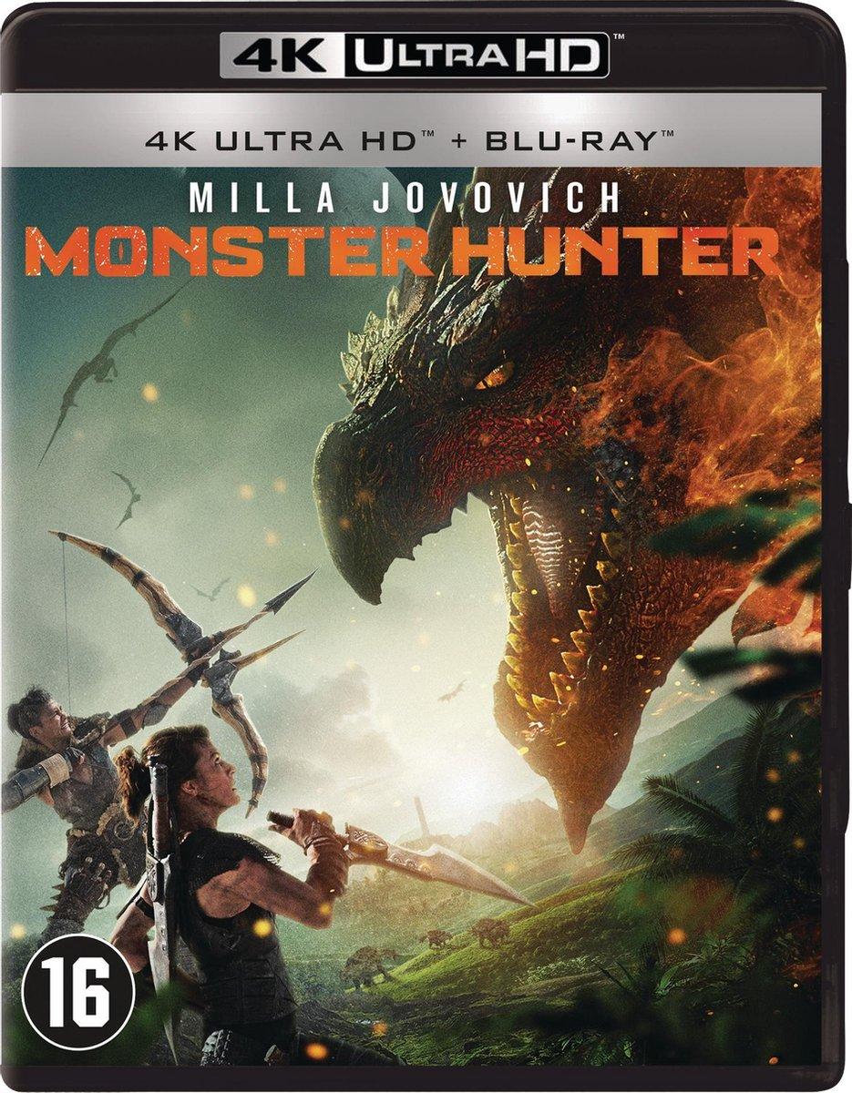 Monster Hunter (4K Ultra HD Blu-ray)-