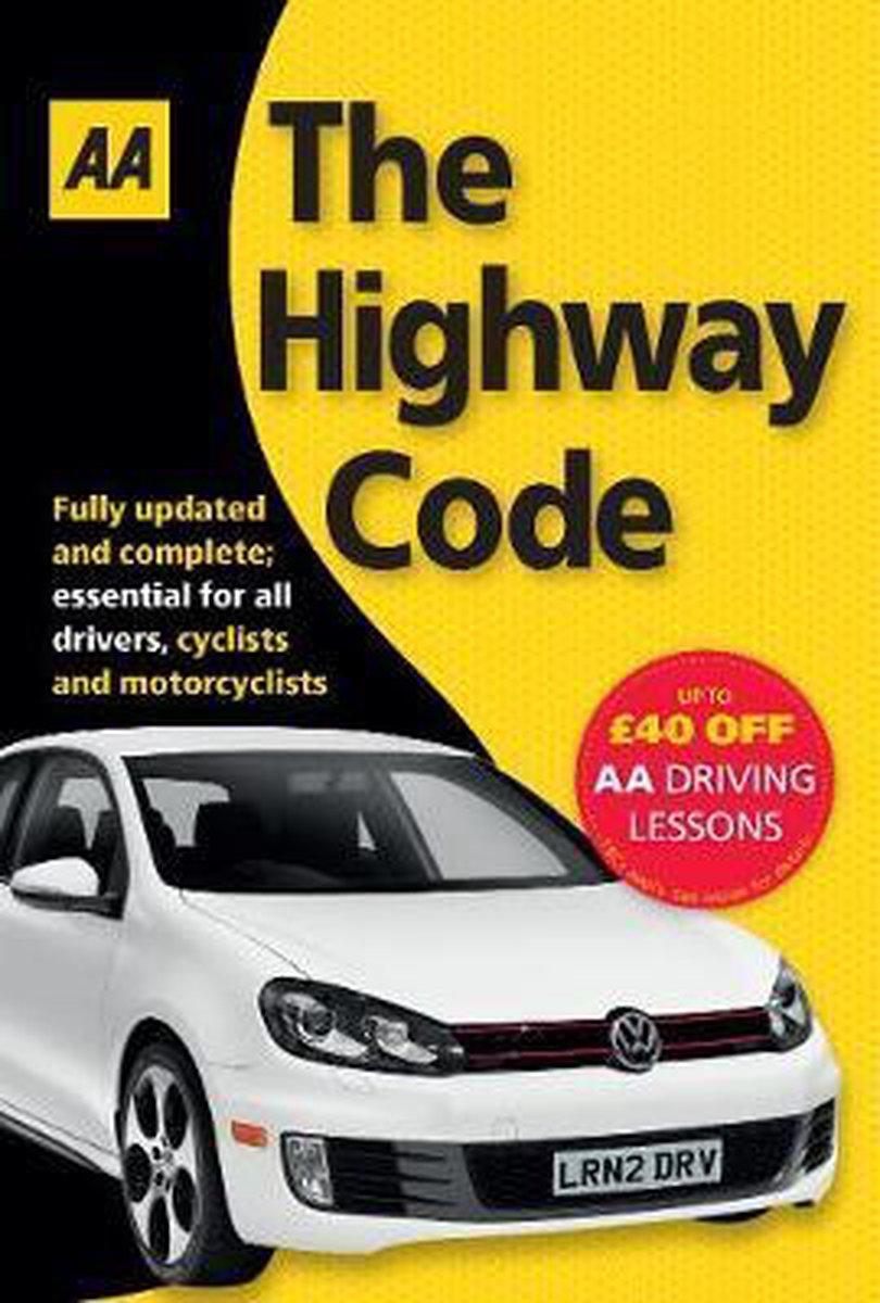 AA the Highway Code - AA Publishing