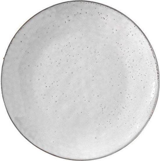 Broste Copenhagen Nordic Sand bord Ø 26 cm
