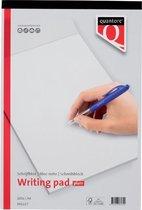 Schrijfblok Quantore A4 blanco - pak 5 stuks - Wit