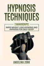 Hypnosis Techniques: 2 Manuscripts