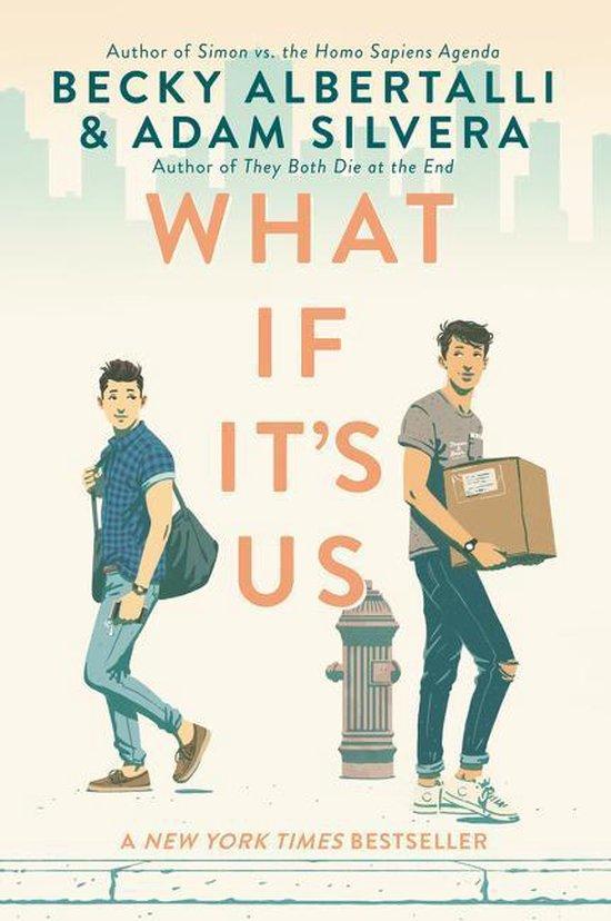 Boek cover What If Its Us van Becky Albertalli (Paperback)