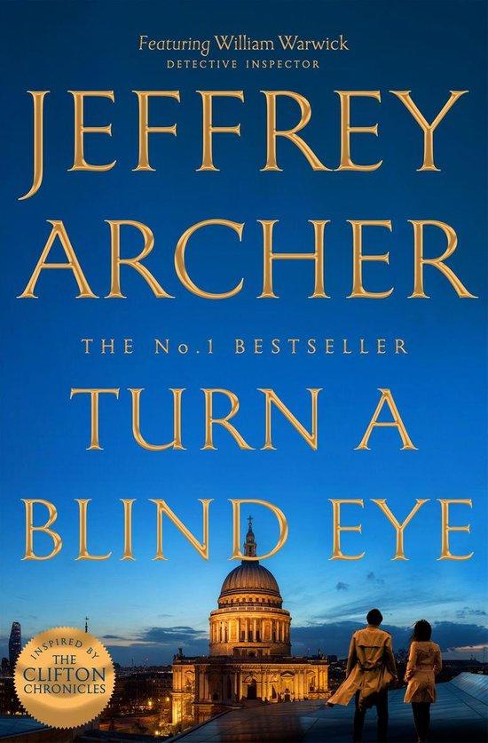 Boek cover Turn a Blind Eye van Jeffrey Archer (Onbekend)