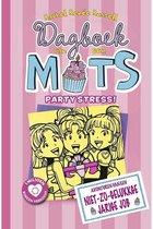 Omslag Dagboek van een muts 13: Partystress
