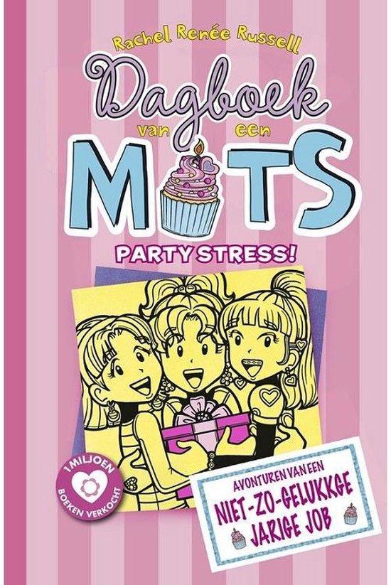 Omslag van Dagboek van een muts 13: Partystress
