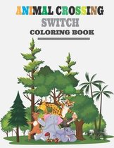 Animal Crossing Switch Coloring Book