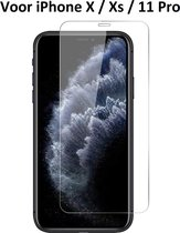 MaxVision Tempered Glass Screen Protector iPhone X/XS/11 Pro