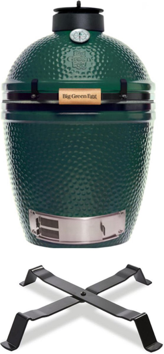 Big Green Egg Houtskoolbarbecue Medium - Zonder onderstel