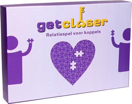 GetCloser™ - Hét Relatie Bordspel Voor Koppels