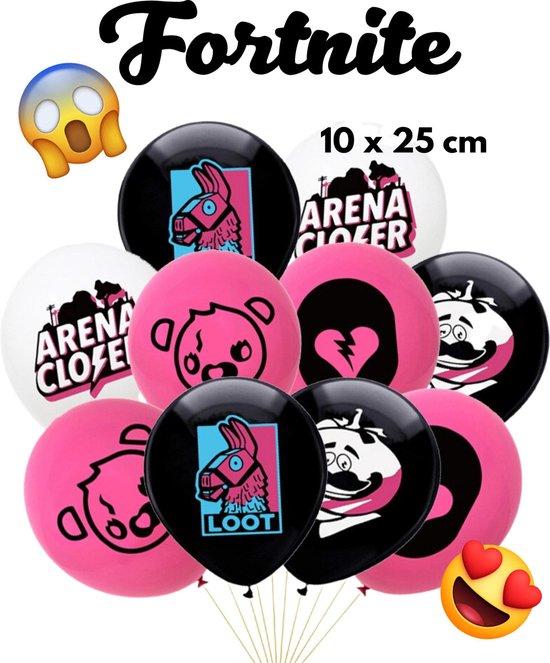 Fortnite Ballonnen - 10 Stuks - Lama Fortnite Piñata - Fortnite Speelgoed