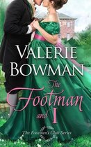 Boek cover The Footman and I van Valerie Bowman