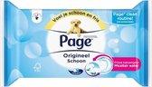 Page® Vochtig toiletpapier Fresh