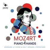 Mozart Piano 4 Hands