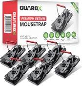 GuardX® 6x Kunststof Muizenval - Killbar Design -