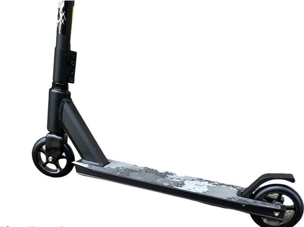 stunt step/Freestyle Stunt Scooter Step Pro - Stuntstep Jongen / Meisje/ max gewicht 100 KG