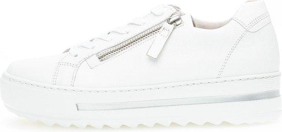 Gabor Comfort sneakers wit – Maat 43.5