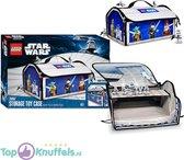 Lego Star Wars Zipbin Storage Toy Case | Lego Speelgoed voor kinderen | LEGO Star Wars Toy Tas Opbergtas - Multi