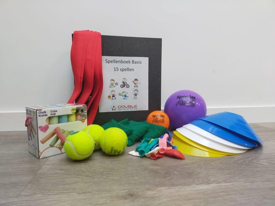 Afbeelding van het spel Sport en Spelpakket - basis