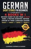 German Short Stories For Beginners: 4 Books in 1