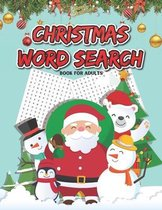 Christmas Word Search Books for Adults
