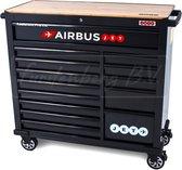 JET AIRBUS Gereedschapwagen 755-Delig