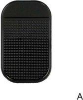 Anti Slip Matje Auto - Dashboard - Antislip Pad Mat - Zwart - 14/8CM
